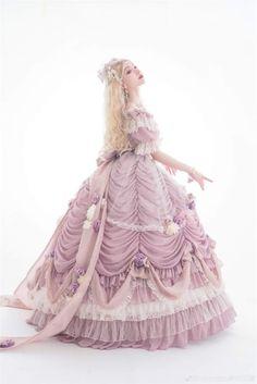 Kawaii Dress, Kawaii Clothes, Puffy Dresses, Cute Dresses, Kawaii Fashion, Lolita Fashion, Moda Lolita, Pretty Outfits, Cute Outfits