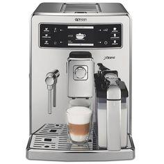 The Fingerprint Recognizing Espresso Machine. This is brilliant.