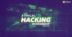 Ever Aspired to be a Or wanted to Learn how to hack Ethically? This is your Chance. Books Online, Event Ticket, Neon Signs, Events, Learning, Studying, Teaching