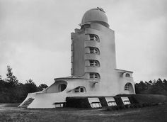 Einstein Tower Potsdam 1934
