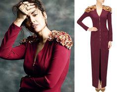GET THIS LOOK: Esha Gupta looks fabulous in an outfit by Nikhil Thampi. Shop at: http://www.perniaspopupshop.com/designers/nikhil-thampi #perniaspopupshop #shopnow #dress #nikhilthampi