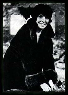 Kitty Kiernan. She would be part of a love triangle with Michael Collins and his best friend Harry Boland.