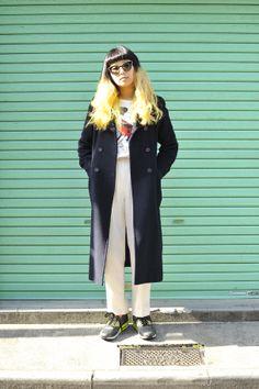 RAIKA | スタイリスト・アシスタント | #TOKYO #スニーカーブーツ