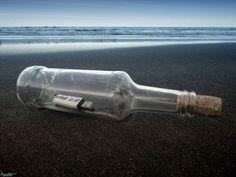 Message in a bottle 2.0