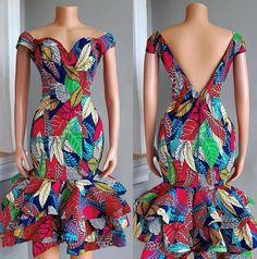 African Print Dress Designs, African Print Clothing, African Print Fashion, African Prints, Ankara Clothing, African Fashion Designers, Africa Fashion, African Fabric, Short African Dresses