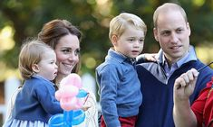 How Prince George and Princess Charlotte's childhoods differ from Prince William's | HELLO! Canada