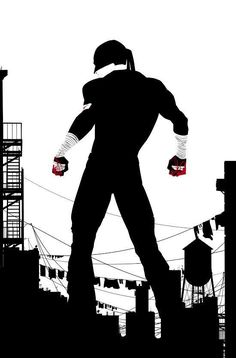 Daredevil by Will Siney #Netflix