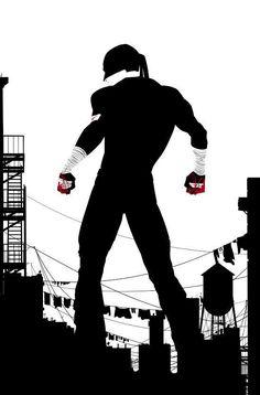 Daredevil by Will Siney #Netflix