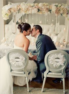 Bride & groom to make time for each other at the reception #wedding reception ... Wedding ideas for brides, grooms, parents & planners ... https://itunes.apple.com/us/app/the-gold-wedding-planner/id498112599?ls=1=8 … plus how to organise an entire wedding, without overspending ♥ The Gold Wedding Planner iPhone App ♥