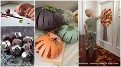 fall crafts                                                                                                                                                                                 More