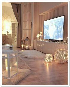 10 elegant furnishing ideas for the living room decor – Deko – einrichtungsideen wohnzimmer My New Room, My Room, Beige Living Rooms, Cozy Bedroom, Bedroom Ideas, Modern Bedroom, Master Bedroom, Trendy Bedroom, Bed Ideas