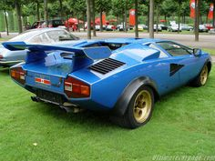 Lamborghini Countach | Lamborghini Countach LP400S Prototipo High Resolution Image (3 of 3)