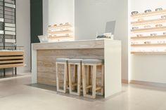 optical glasses interior design - Google Search