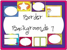Adorable backgrounds for your interactive whiteboard lessons.  Just click on the picture at the bottom of the home page to see all 92 available.  Cute, Cute, Cute!