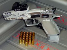 Tanfoglio Custom Made by BawoLoading that magazine is a pain! Get your Magazine speedloader today! http://www.amazon.com/shops/raeind