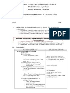 A Detailed Lesson Plan in English 4 | Lesson Plan | Noun Grade 1 Lesson Plan, Science Lesson Plans, Science Lessons, English Lesson Plans, English Lessons, Lesson Plan In Filipino, Plant Lessons, Lesson Plan Examples, Describing Words