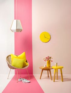 We asked three creatives with different signature styles to theme rooms in their favourite colour combos Resene 'Kermade
