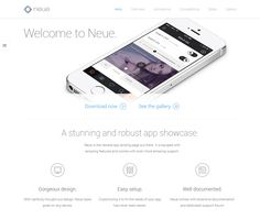 This minimal Joomla theme includes smooth scrolling, a working subscription form, Flickr integration, an image slider module, a responsive layout, CSS3 and HTML5 code, slick animations, and more.