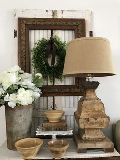 How to Decorate a Side Table - The House on Winchester