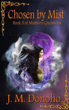 Chosen by Mist (Mistborn Chronicles Book Learning To Trust, Short Stories, Cover Art, Mists, Novels, Illustration Art, Movie, Tv, Create