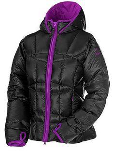 Sierra Designs Womens Tov Jacket Medium Black -- Click image for more details.