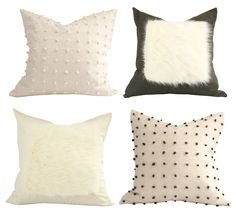 Akin Design Studio Pillows | Winter inspired products