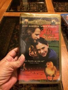 Fly Away Home VHS Clamshell  | eBay
