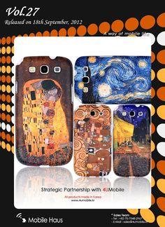 Mobilehaus(モバイルハウス)商品カタログVol.27  모바일하우스 제품 카달로그Vol.27  적용기종 : iphone4S Galaxy Note Galaxy S33