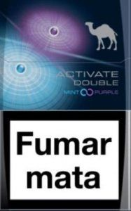Camel Activate Double Mint  amp  Purple cigarettes -buy from website  http   5f72dd2044