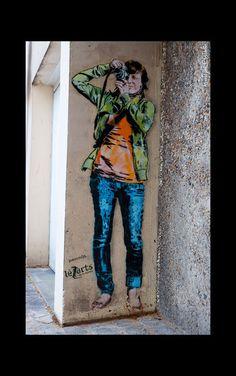 Street Art By Jana Und Js - Paris (France)