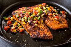 Pan Seared Salmon, for When the Simplest Things Just Make You Happy