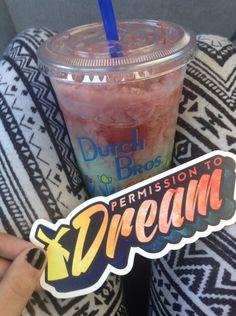 July 2016 sticker + Shark Attack Rebel Dutch Brothers, Dutch Bros Drinks, Secret Menu, Sticker Ideas, Attendance, Coffee Time, Red Bull, Mafia, Sugar Free