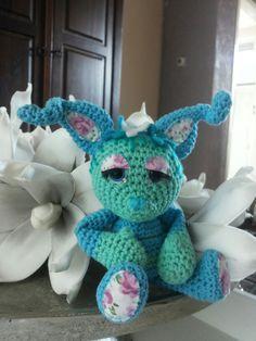 Belly  , patroon Esther Emaar (Crochessie )