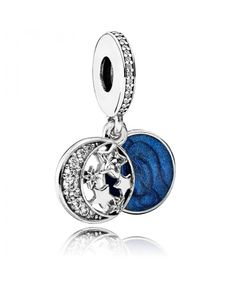 Pandora Christmas Vintage  Night Sky Pendant Charm Very cheap price, on Christmas Eve, we will give you the best price.