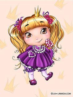 Милые феечки и принцессы