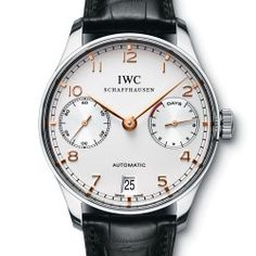 IWC Portuguese Automatic with Gold Hands
