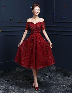 burgundy drop sleeve vintage sequin winter mother of the bride dress