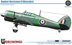 Hawker HurricaneII Hercules