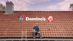 Domino's Pizza vroeg Shoq-studio om een TV-commercial te produceren ter introductie van de vernieuwde iPhone app. De commercial is tot stand gekomen zonder tussenkomst van een bureau. Shoq-studio stelde een klein team samen voor de creatie en productie.   In de TV-commercial zien we dat een man op zijn dak vast komt te zitten. De brandweer bellen is niet nodig, want Domino's heeft nu de vernieuwde iPhone app waarmee je altijd en overal pizza kunt bestellen. Met de Pizza Tracker ...