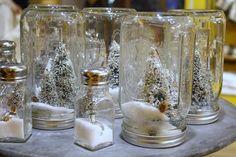 DIY tree globes - thriftydecorchick.com