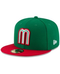 6a7bf2fd0ce63 NEW ERA MEXICO 2017 WORLD BASEBALL CLASSIC 59FIFTY FITTED CAP.  newera    Gorras