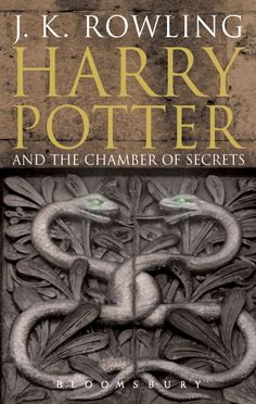 Harry Potter and the Chamber of Secrets - I LOVE this book! Gilderoy Lockheart! Dobby! A giant evil snake! A ghost party!