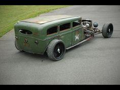 Plymouth Rat Rod