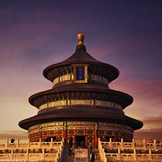 ✈ Travel Asian China Beijing Forbidden City by HIDESIGNER隐 , via 500px
