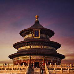 ✈ Travel Asian China Beijing Forbidden City by HIDESIGNER隐 , via 500px