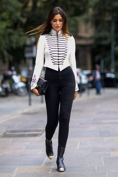 street style: Milan Fashion Week Spring 2015...