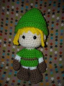 Free Link pattern. So cuuuuute!!!