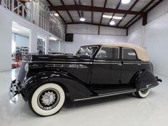 1936 Chrysler Airstream Convertible Sedan