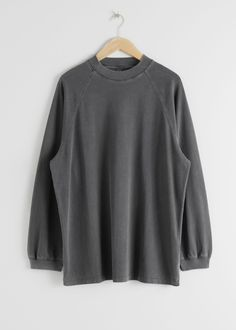 Hooded Sweatshirts, Hoodies, Blue Midi Dress, Raglan, Wrap Blouse, Fashion Story, Black Bodysuit, Grey Sweatshirt, S Models