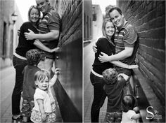 Heritage Park Family Session - Barrie Photographer - Liisa Sefton Images - Downtown Barrie